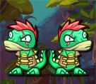2 Kişilik Dino