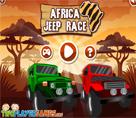 Afrika Jip Yarışı