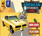 Amerikan Arabaları Fark Bulma