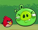 Angry Birds vs Piggies