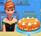 Anna Cheese Cake Yapıyor