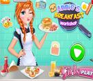Anna ile Kahvaltı Zamanı