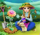 Anna Özel Çiçek Yetiştirme