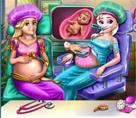 Anna ve Elsa Doğum Kontrol