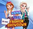 Anna ve Elsa Giydir