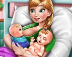 Anna İkiz Bebekleri