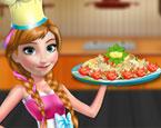 Anna Yemek Yapımı