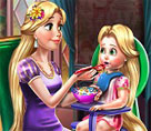 Anne Rapunzel Bebek Bakımı
