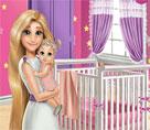 Anne Rapunzel Ev Dekorasyonu