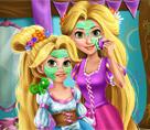 Anne Rapunzel Gerçek Makyaj
