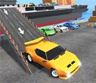 Araba Taşıma Gemisi 3d