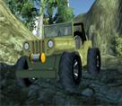 Arazi Arabası Park Etme 3d
