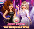 Ariana Grande Hollywood Yolu