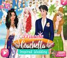 Ariel Coachella Düğünü
