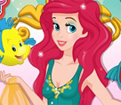Ariel Prenses Büyüsü