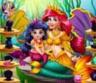 Ariel ve Kızının Bakımı
