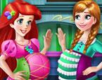 Ariel ve Anna Buluşma