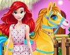 Ariel ve Sevimli Atı