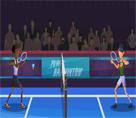 Badminton Sporu