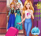 Barbie Arendelle Ziyareti