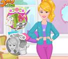 Barbie Ceket Tasarımı