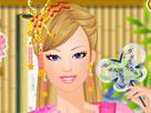 Barbie Çin Makyajı