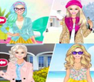Barbie Dört Mevsim
