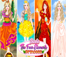 Barbie Element Prensesi