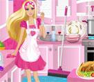 Barbie Ev Temizle