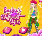 Barbie Günlük Tarz