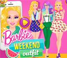 Barbie Hafta Sonu Stili