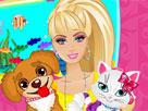 Barbie Hayvan Bakıcısı