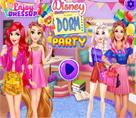 Barbie ile Disney Partisi