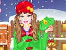 Barbie Kış Alışverişi
