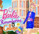 Barbie Kolej Kıyafeti