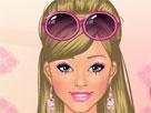 Barbie Kolej Makyajı