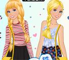Barbie Paris ve New York Modası