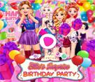 Barbie Sürpriz Doğum Günü Partisi
