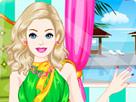 Barbie Tırnak Tasarımı