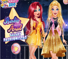 Barbie ve Ariel Galaksi Modası
