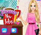 Barbie ve Dostlarının Yeni İşleri