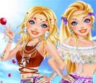 Barbie ve Elsa Yaz Festivali