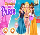 Barbie ve Kankaları Pariste
