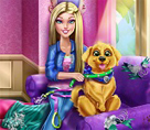 Barbie ve Yaramaz Köpeği
