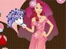 Barbie Gelinlik  Giydir