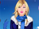 Barbie Kışlık Kıyafetleri