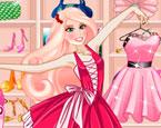 Barbie Elbise Oda Tasarımı