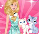 Barbie'nin Yeni Kedisi