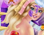 Barbie Spa Terapisi