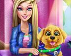 Barbie ve Sevimli Köpeği